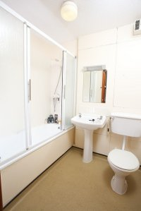 wyremontowana łazienka